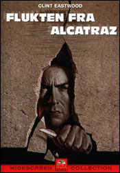 Escape from Alcatraz DVD blu ray
