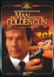 Kjøp The Man with  The Golden Gun DVD blu ray