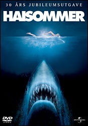 Haisommer, Jaws, DVD, blu ray